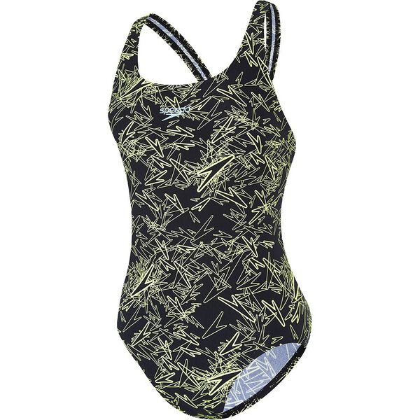 Womens Boom Pullback One Piece, Safety Yellow Boom, hi-res