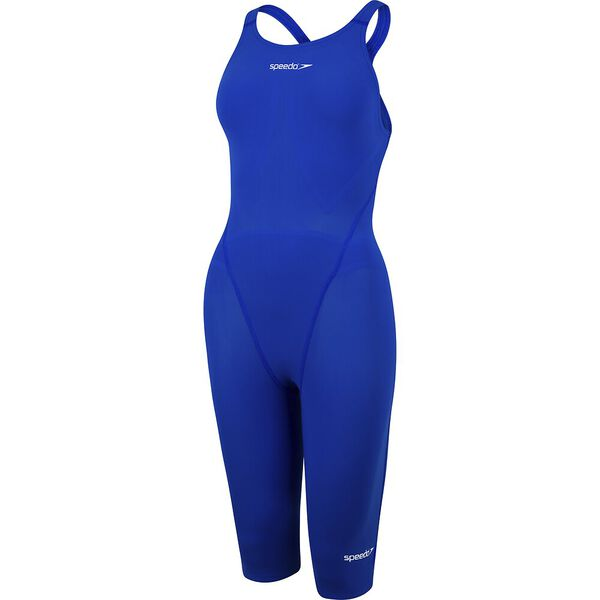 Womens LZR Racer Element Openback Kneeskin