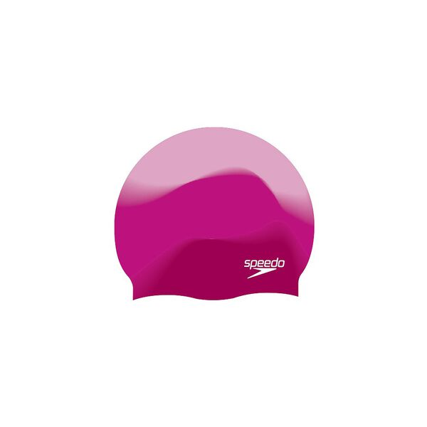 MULTI COLOUR SILICONE CAP, ECSTATIC/MAGENTA, hi-res