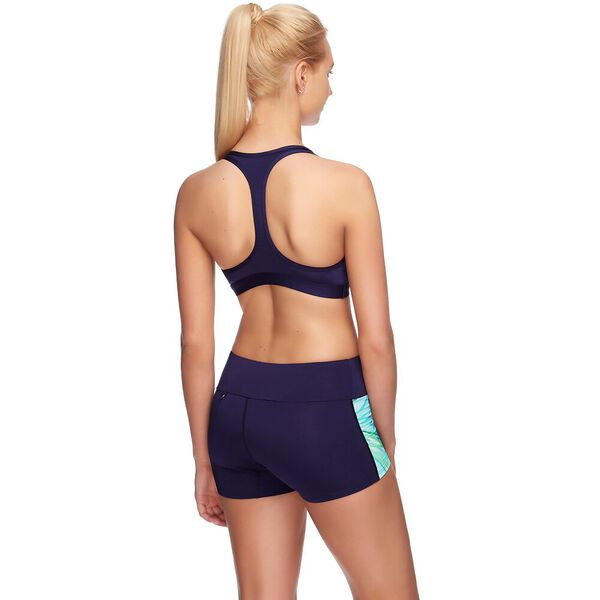 WOMENS SPEEDO ECO FABRIC AGILE TOP, AGILE, hi-res