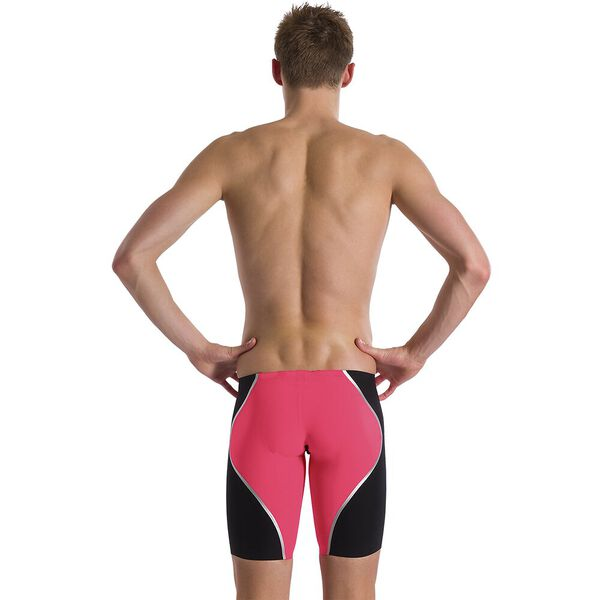 MENS LZR INTENT JAMMER, RED/BLK/SLV, hi-res