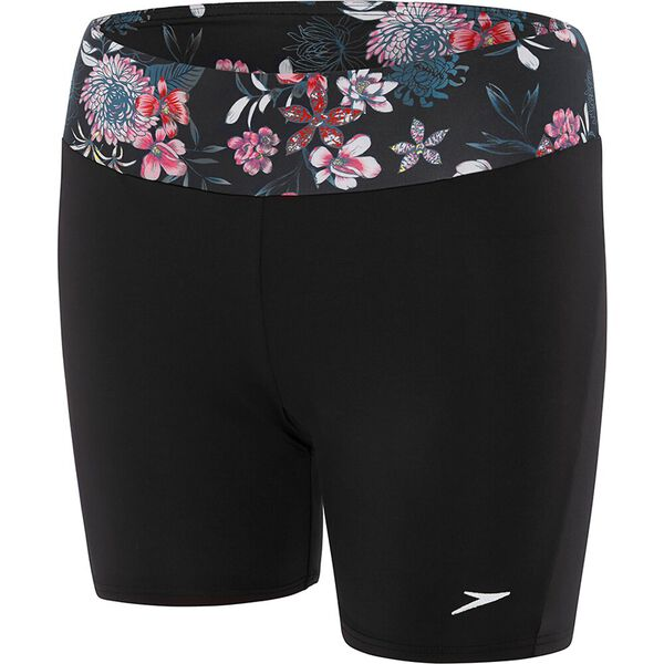 WOMENS SPEEDO ECO FABRIC SPORT SHORT