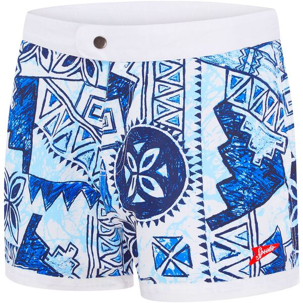 MENS 60'S MAKAHA WATERSHORT, Makaha, hi-res
