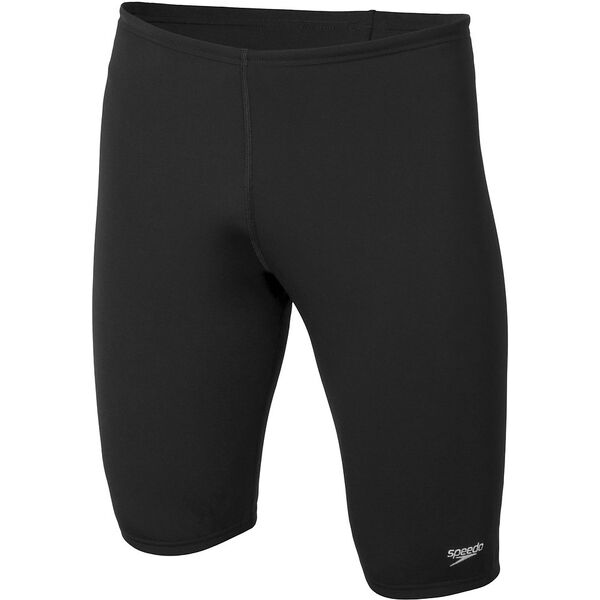 MENS BASIC JAMMER, Black, hi-res