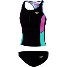 GIRLS SPORT TANKINI SET