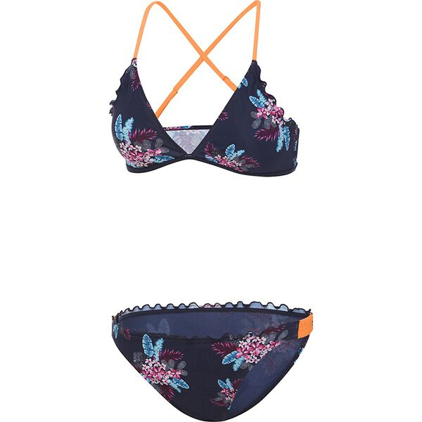 Teens Eco Frill Bikini Set