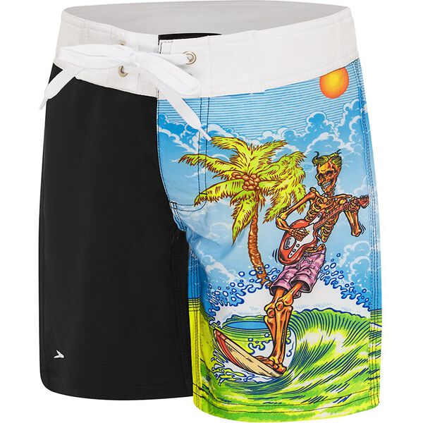 BOYS SURF GEETAR BOARDSHORT