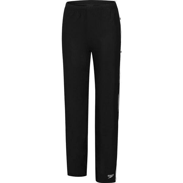 Womens Swim Pant, Black/ White, hi-res