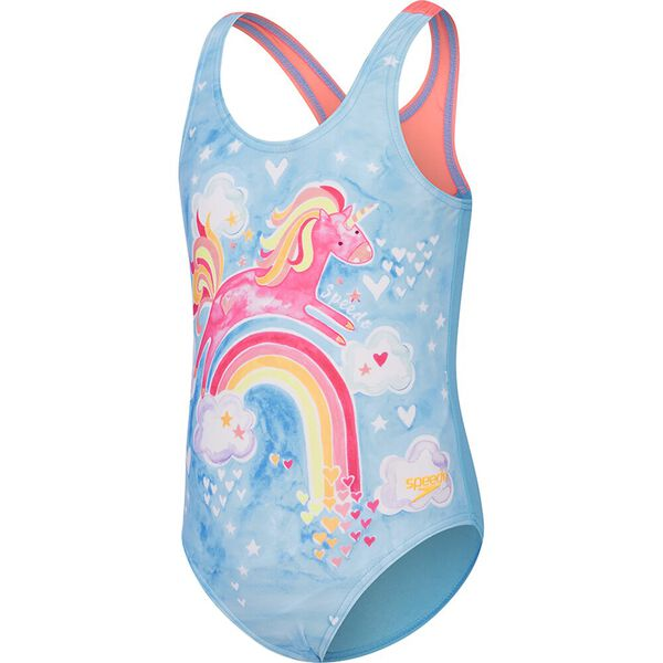 Toddler Girls Head In The Clouds One Piece