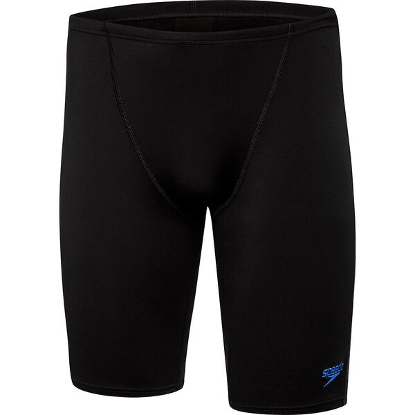 MENS SUPERIORITY JAMMER, Black/Speed, hi-res
