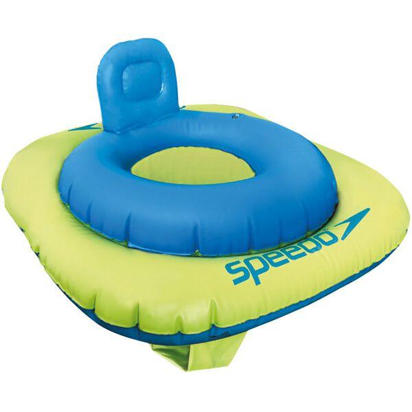 SEASQUAD SWIM SEAT 1-2 YR, BLUE, hi-res