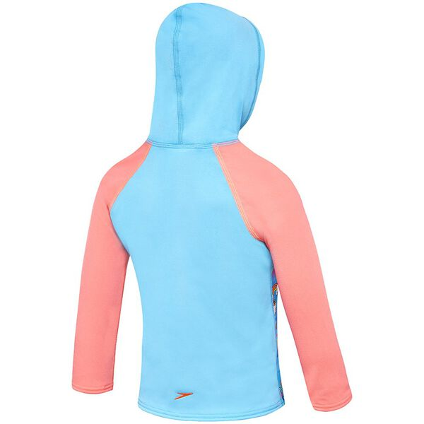 TODDLER BOYS OCTO FRIENDS HOODED LONG SLEEVE RASHIE, Bubble World, hi-res