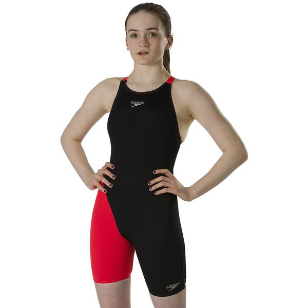 GIRLS FASTSKIN JNR END+ OPENBACK KNEESKIN