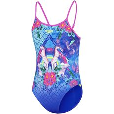 GIRLS FLAMINGO PARTY TRICKBACK ONE PIECE