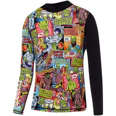 BOYS TRPCL BNEZ LONG SLEEVE RASHIE