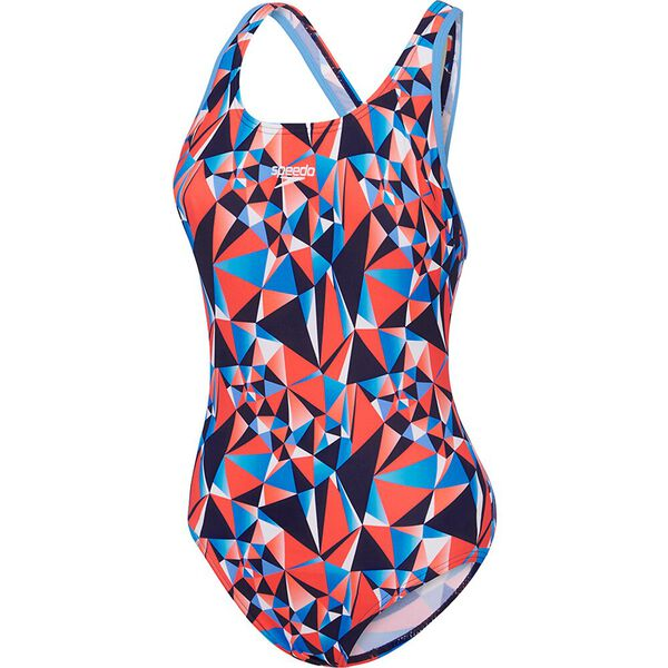 WOMENS D/DD MUSCLEBACK ONE PIECE, REBORN, hi-res