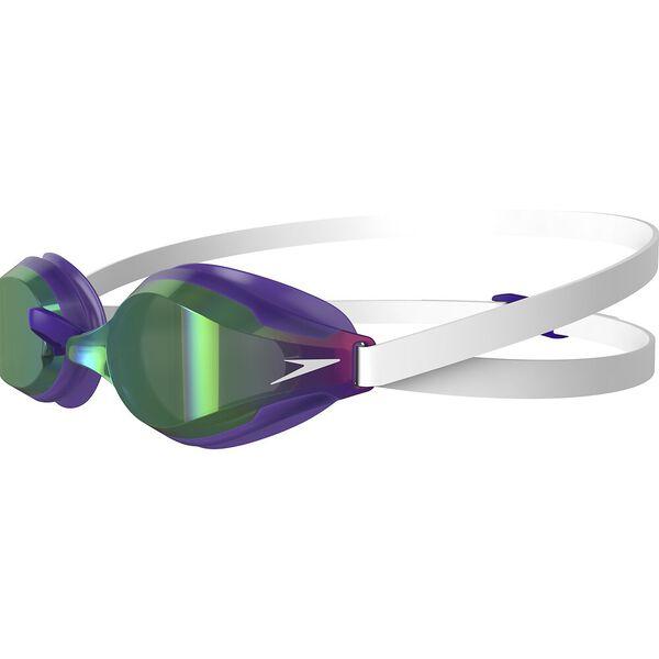 Fastskin Speedsocket 2 Mirror Goggle, White/Violet/Purple Green, hi-res