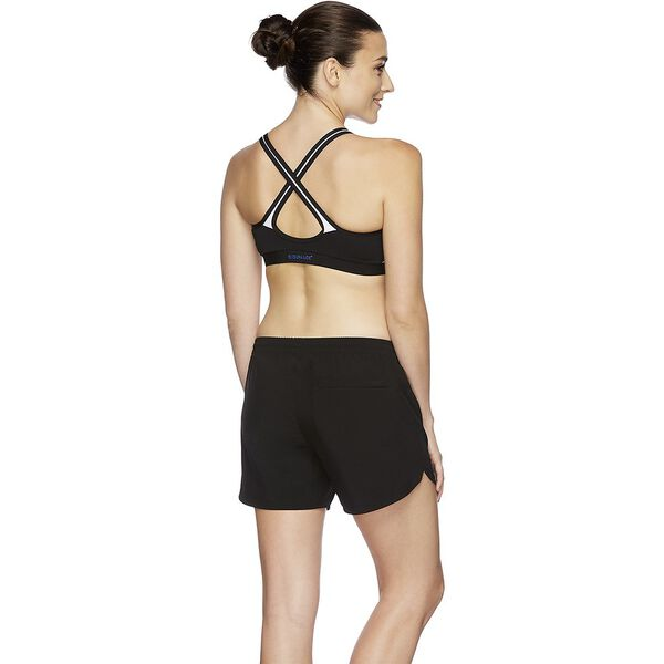 WOMENS D/DD CROSS TRAINER FIT TOP, MARBLED/BLK/WHITE, hi-res
