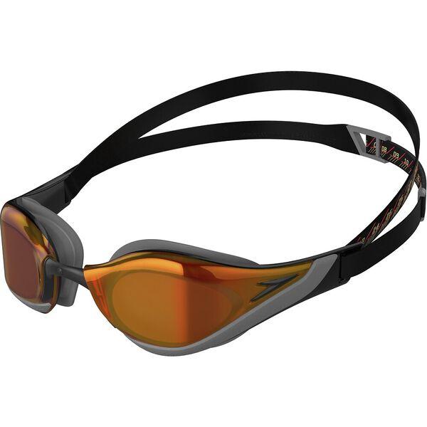 Fastskin Pure Focus Mirror, Black/Cool Grey/Fire Gold, hi-res