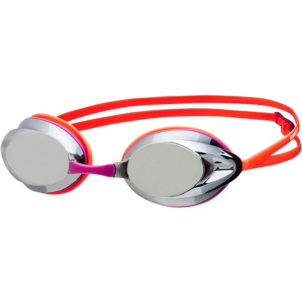 ADULT OPAL MIRROR GOGGLE, ORANGE/VIOLET, hi-res