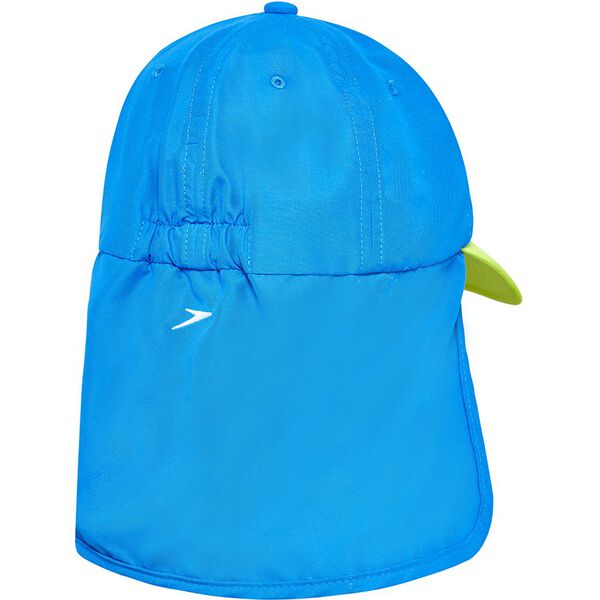 TODDLER BOYS TRUCKER CAP, White/Azure/Brasil Green, hi-res