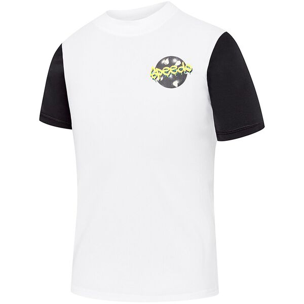 BOYS ICON LOGO SHORT SLEEVE RASHIE