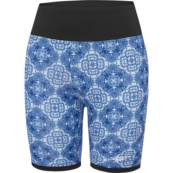 Womens Speedo Eco Fabric Bike Short