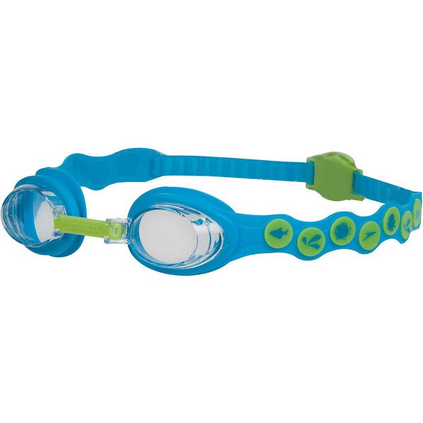 SEA SQUAD SPOT GOGGLE, BLUE/GREEN, hi-res