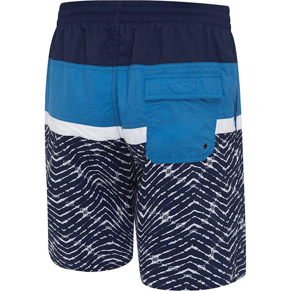 MENS MULIT SPLIT WATERSHORT, Speedo Navy/Nordic/ Kerala, hi-res