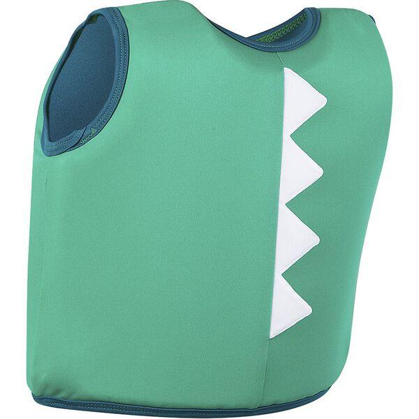 Sea Squad Float Vest, Cosmos/Emerald/Mint, hi-res