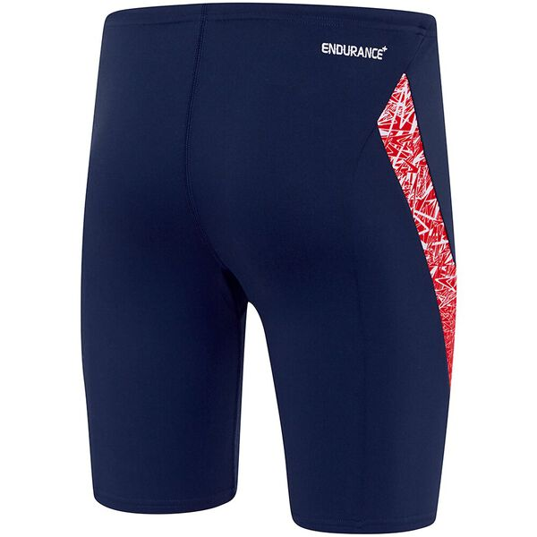 MENS BOOM WATERBOY, Speedo Navy/Sport Red, hi-res