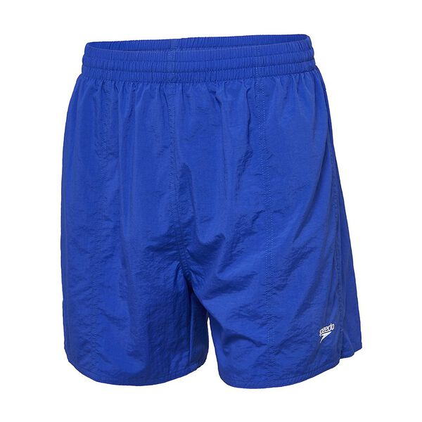 MENS SOLID LEISURE SHORT, Speed, hi-res