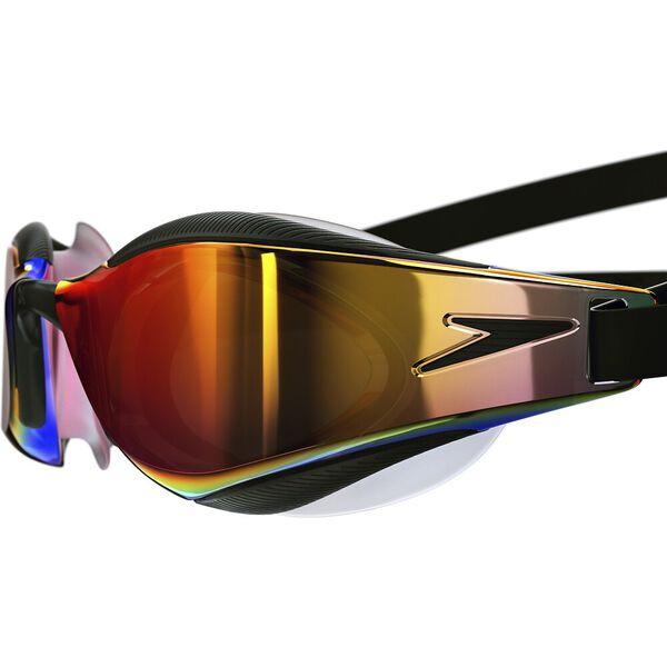 Fastskin Hyper Elite Mirror, Black/Oxid Grey/Fire Gold, hi-res